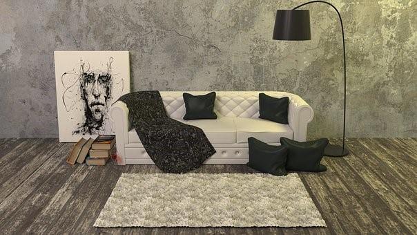 クッションつきの家具を選ぶ