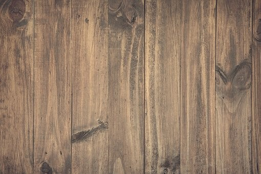 無垢材は木屑で補修orアイロンで補修